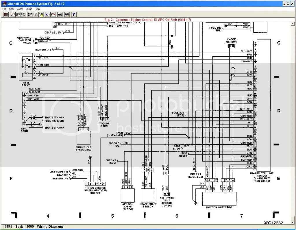 1985 Peterbilt Wiring Diagram Schematic | Wiring Liry on