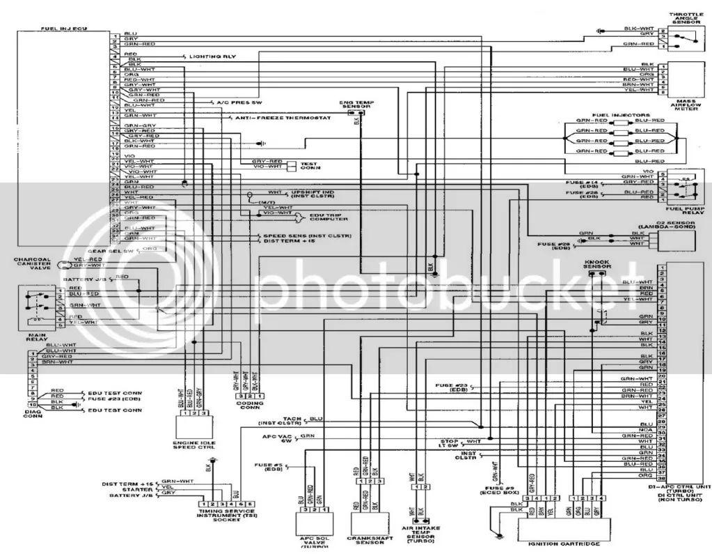 saab wire diagram