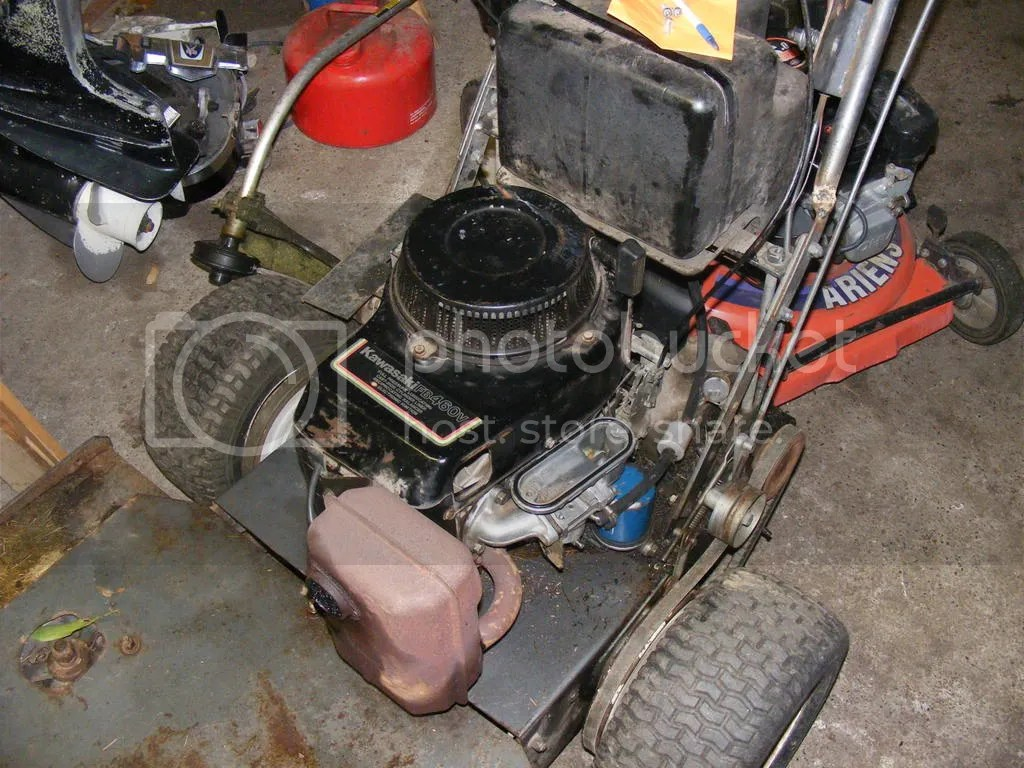14 Hp Kawasaki Problem