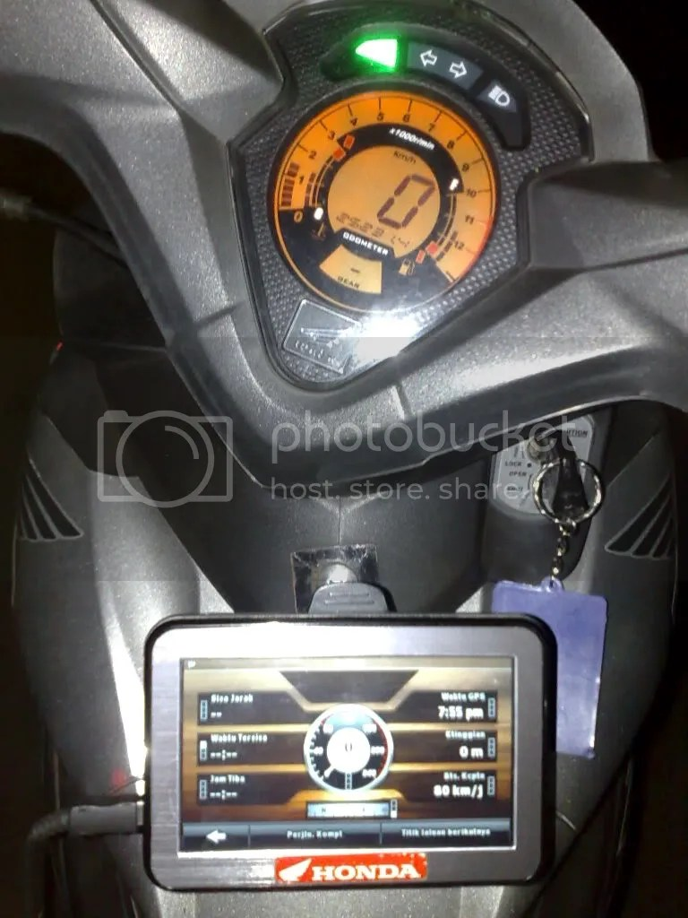 Wiring GPS