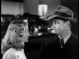 Veronica Lake & Alan Ladd