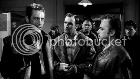 Patrick McGoohan, Stanley Baker and Herbert Lom