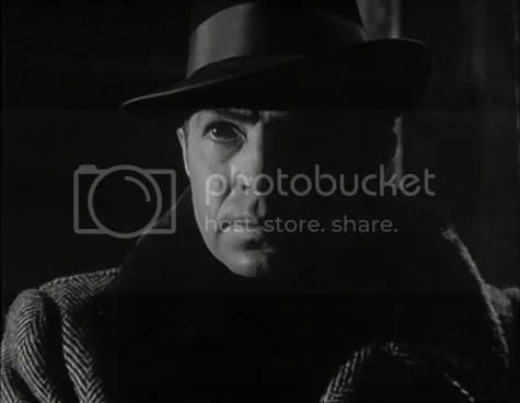 Living in the shadows - James Mason in The Man Between