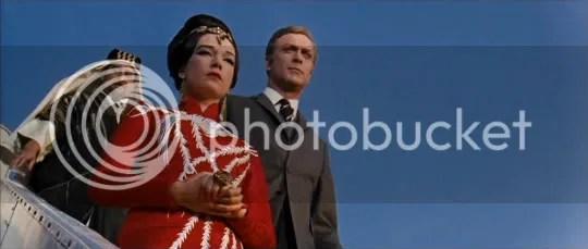 Shirley MacLaine & Michael Caine