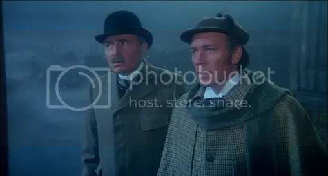 James Mason & Christopher Plummer - The game's afoot!