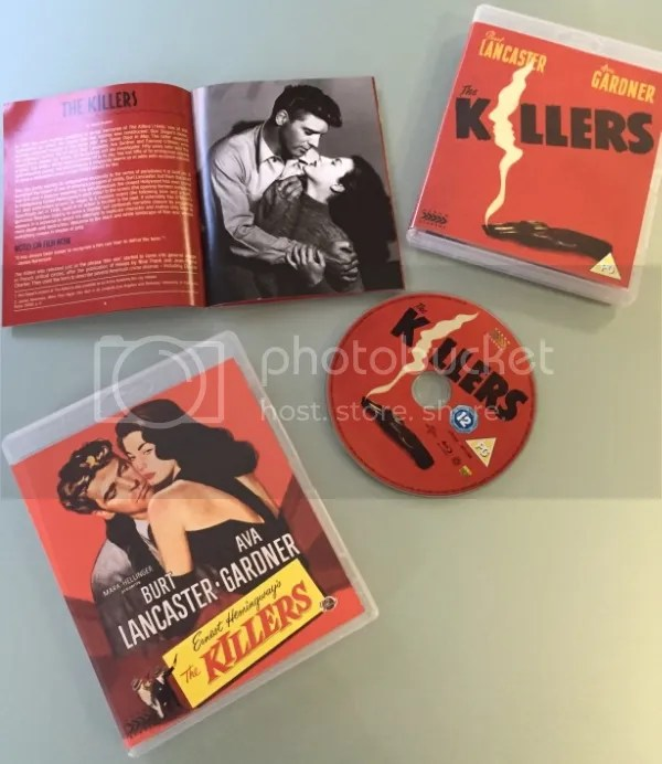The Killers packaging
