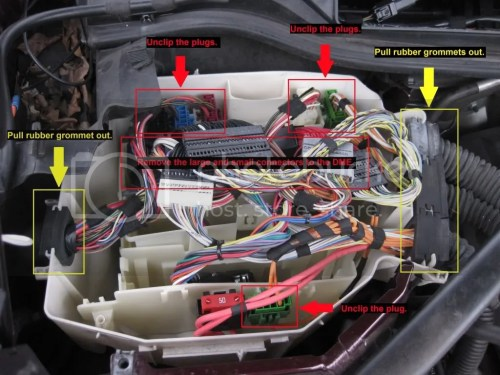 small resolution of e90 water pump fuse box wiring diagram schematic water in fuse box car