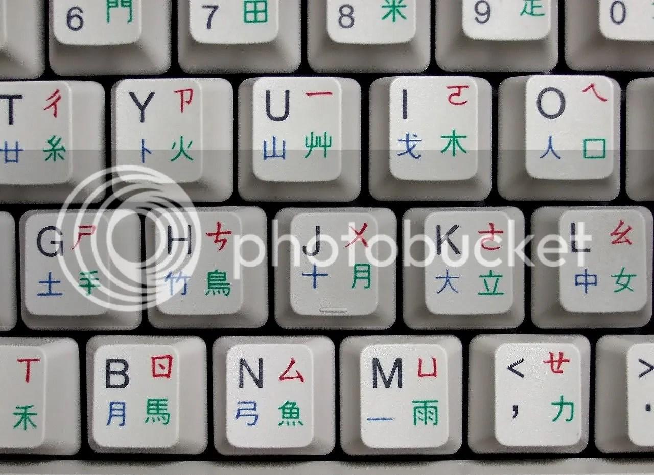 ★★類ALPS雙藍軸二色KPT-102機械鍵盤★★ (13939) - 癮科技