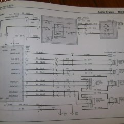 Ford Factory Radio Wiring Diagram Horse Skeleton Blank 2008 Escape Stereo 46