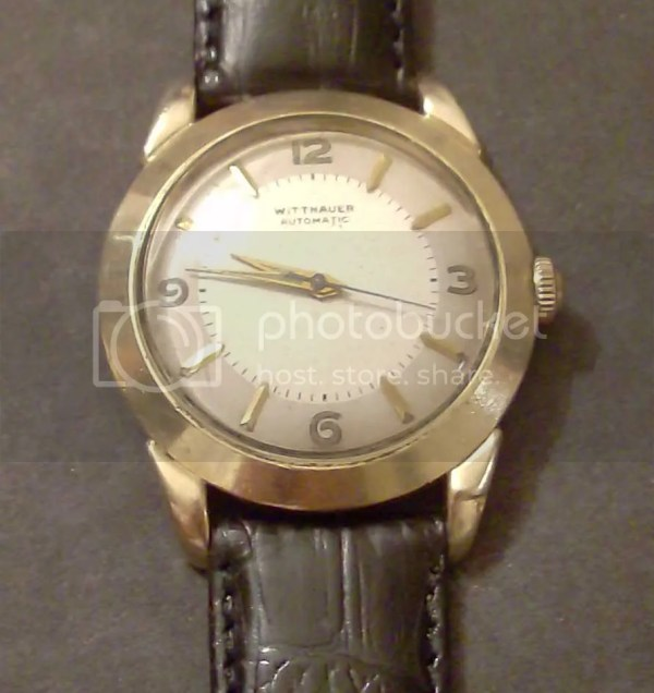 Fs Vintage Wittnauer Automatic