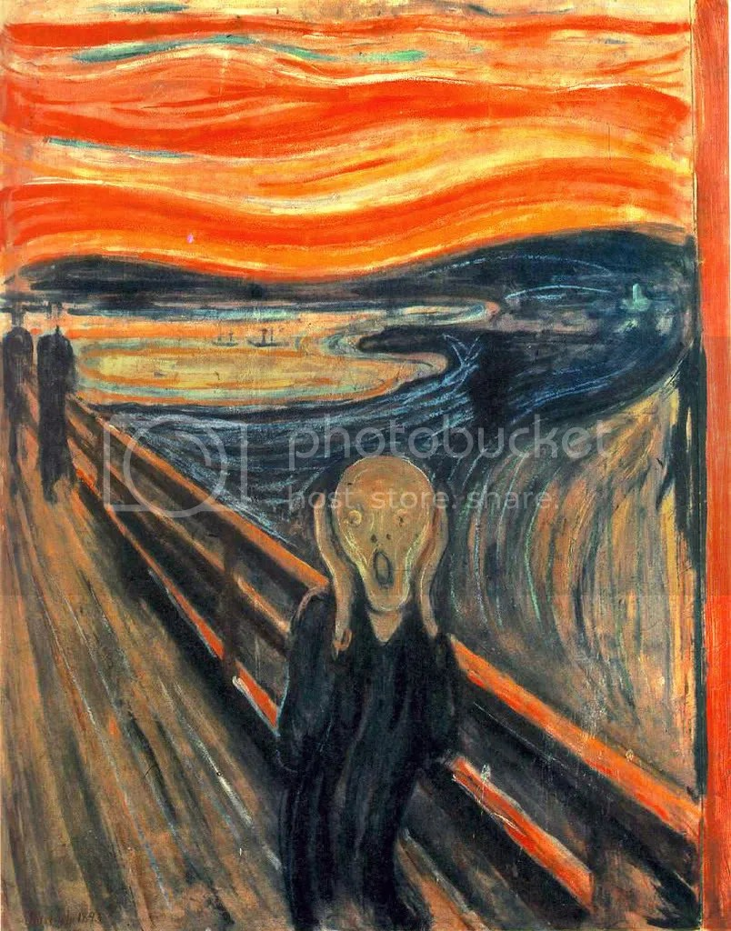 the scream by edvard munch Pictures, Images and Photos
