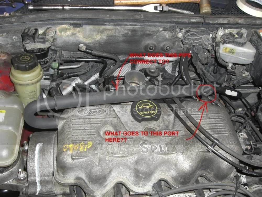 medium resolution of 2003 ford 4 0 sohc engine cooling system diagram wiring library 2003 ford ranger 3 0 pcv valve hose further diagrama cadena de tiempo