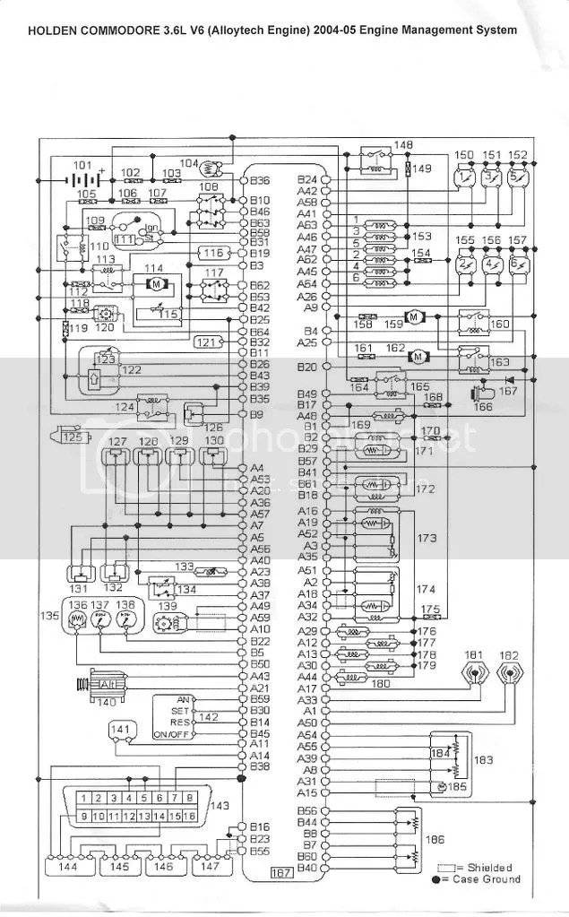 vl alternator wiring diagram firex smoke detector vz here: | just commodores