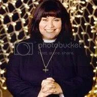 Dawn French  (the vicar of dubley)