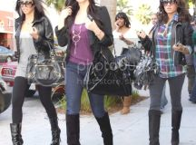 Kim Kardashian In Boots Photo by stoneinboots | Photobucket