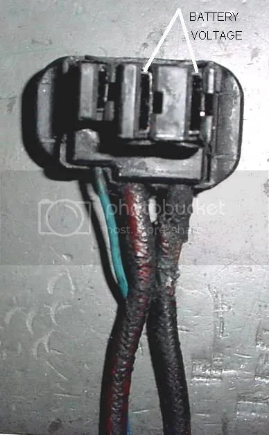 Alternator39s 3rd Wire Control Voltage Come From Peachparts Mercedes