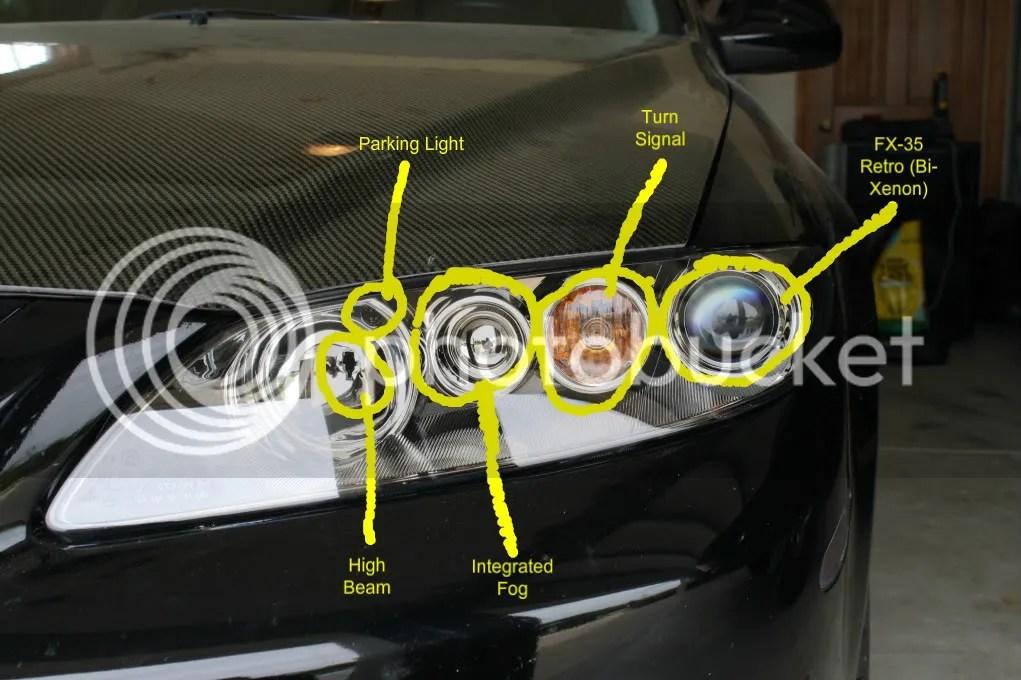 Mazda 6 Light Bulb