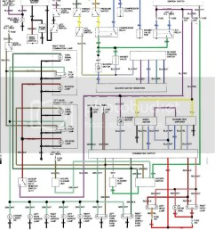 colored wiring diagrams zdriver com 280z wiring diagram color [ 928 x 1024 Pixel ]