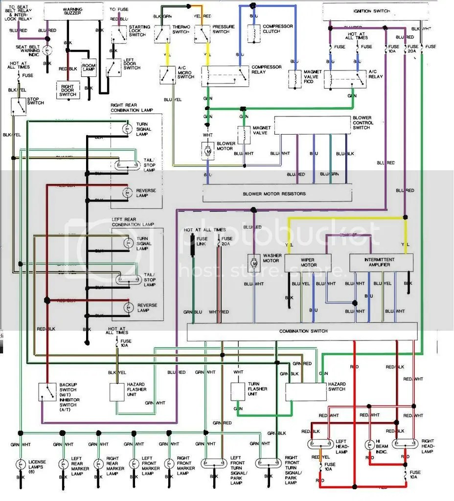 hight resolution of colored wiring diagrams zdriver com 280z wiring diagram color