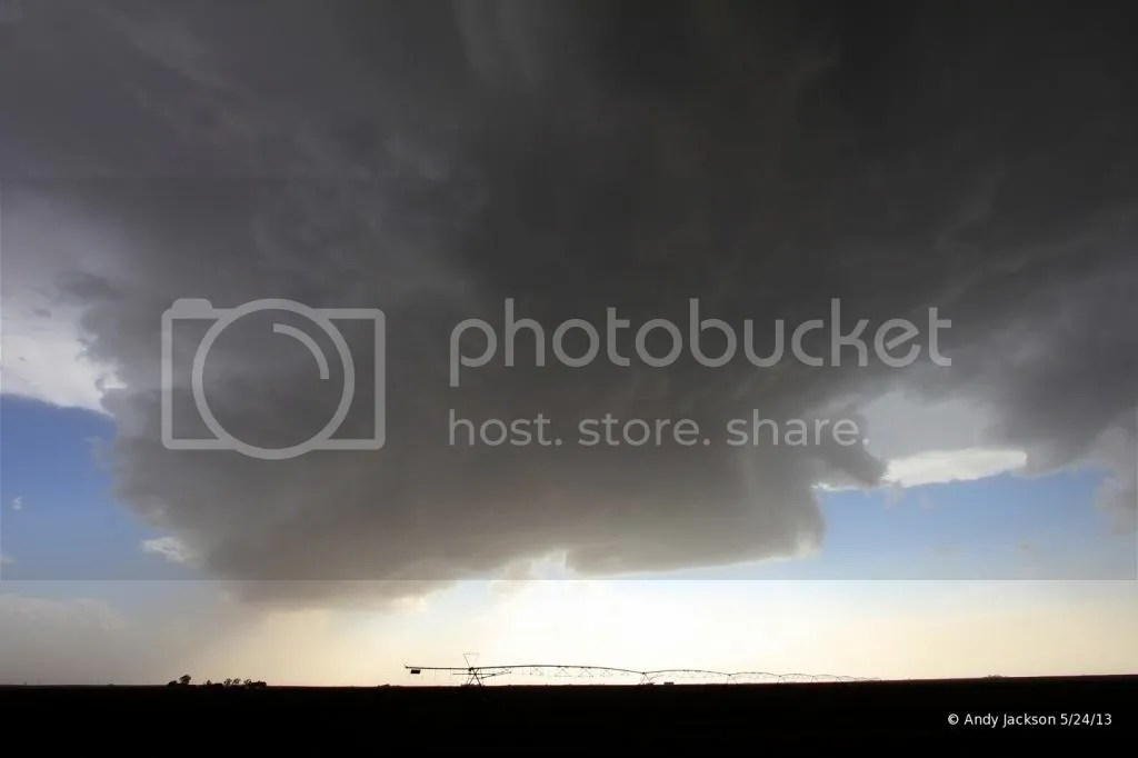 NE CO supercell