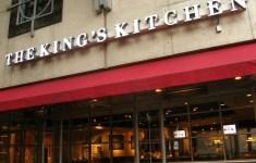 Beautiful King's Kitchen That Look Stunning