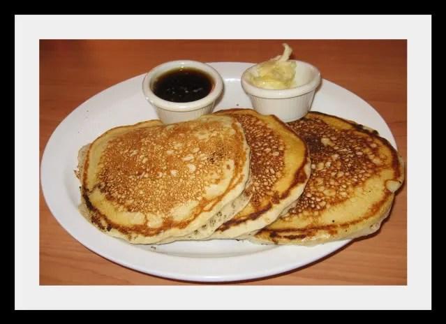 Zada Jane's Pinckney Street Pancakes
