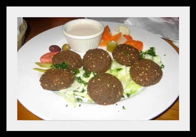 Kabob Grill Falafel