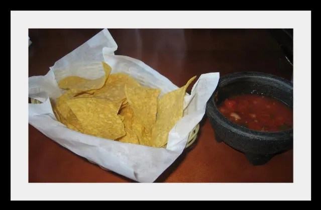 Los Cabos Chips and Salsa