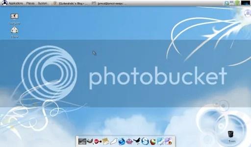 Desktop 3 Eeebuntu 3.0 Standard Edition