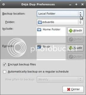 dejadup2 Deja Dup 3.0 - Backups seguros y fáciles