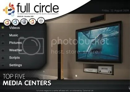 issue32 en cover Full Circle Magazine #32
