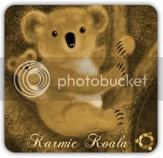 karmickoala Ubuntu 9.10 Karmic Koala Alpha1