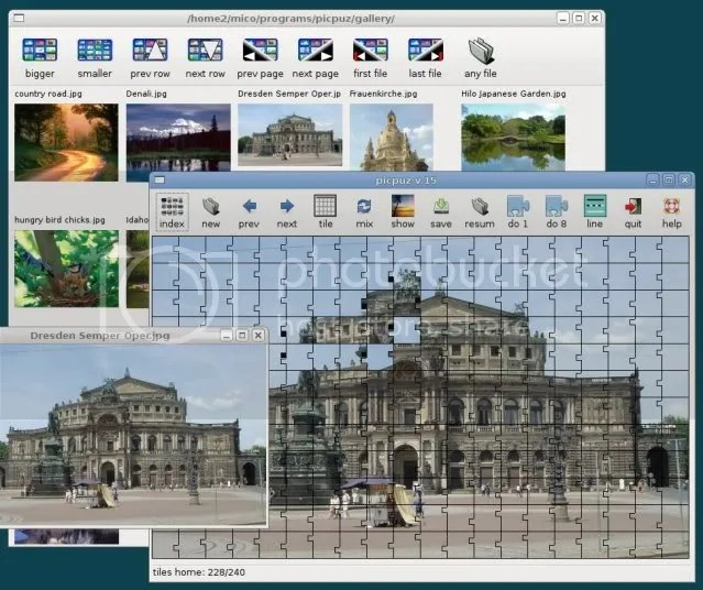 picpuz screenshot Picpuz 1.9.3