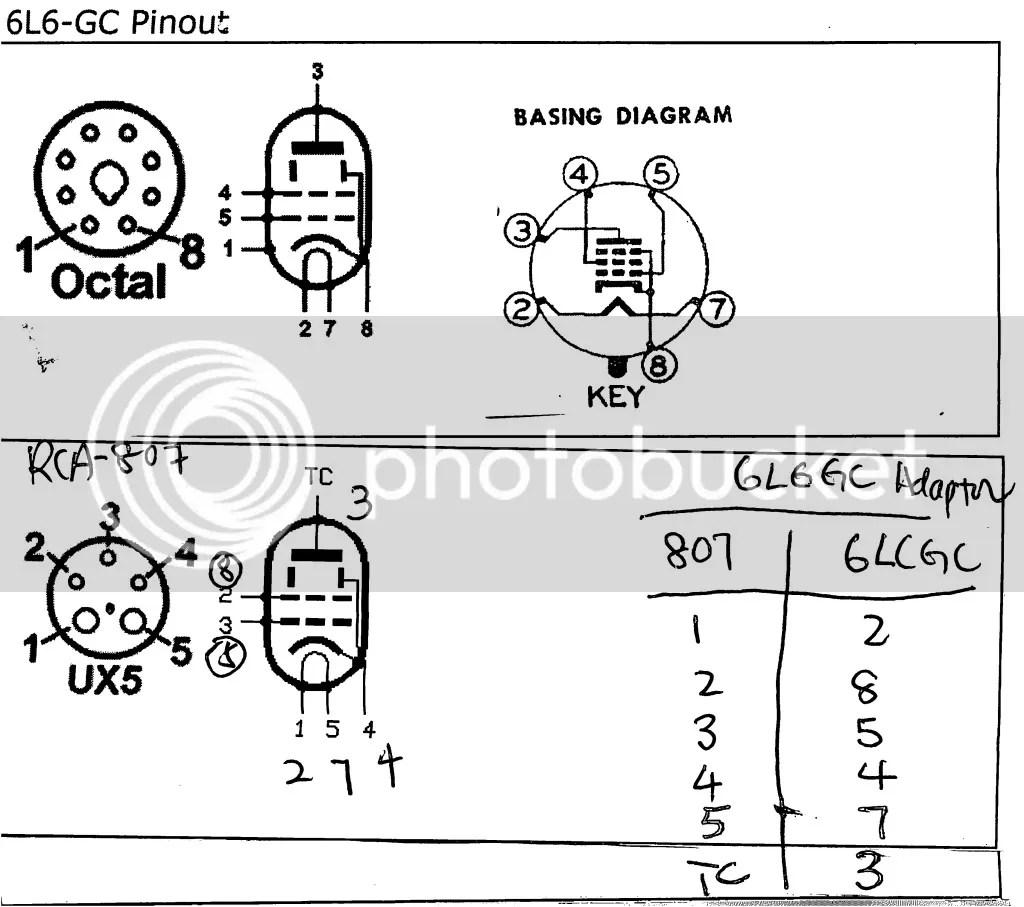 Diy Audio Projects Forum Elekit Tu 879s Se 6l6gc Tube Amplifier Kit Build Notes