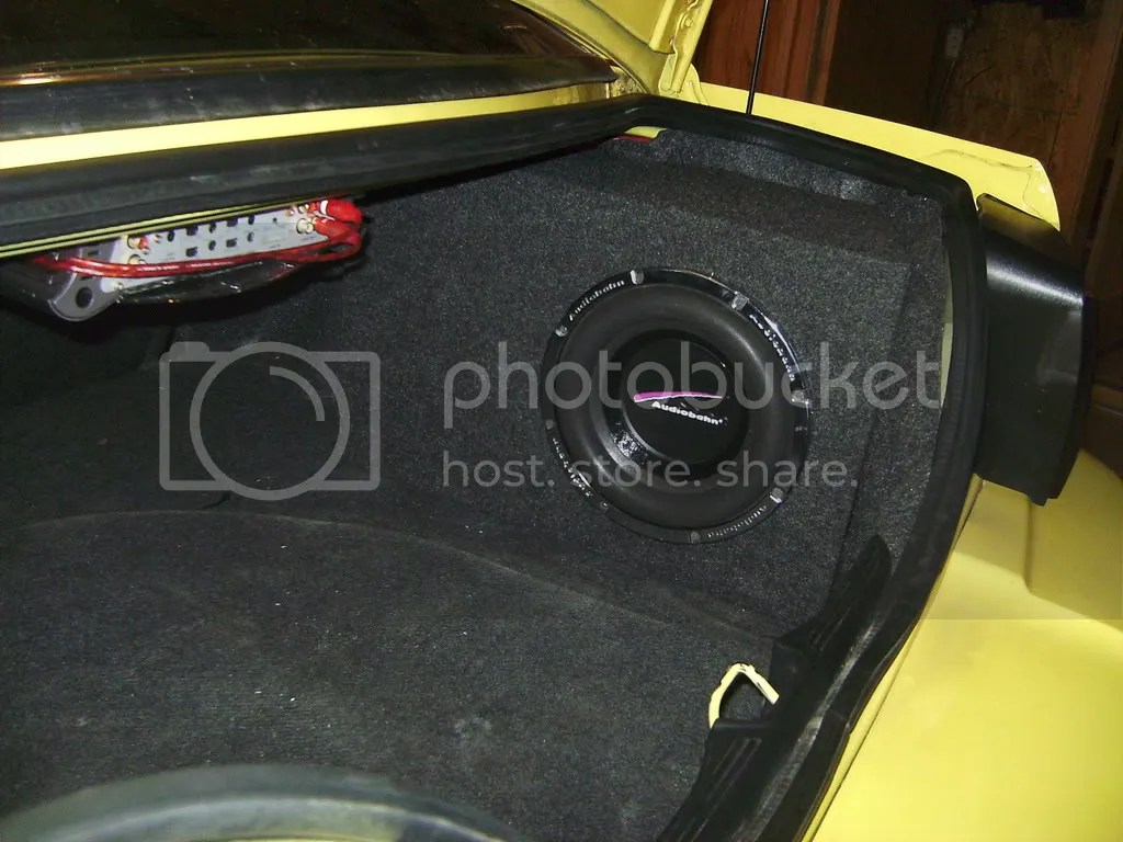2002 Mustang Mach Sound System
