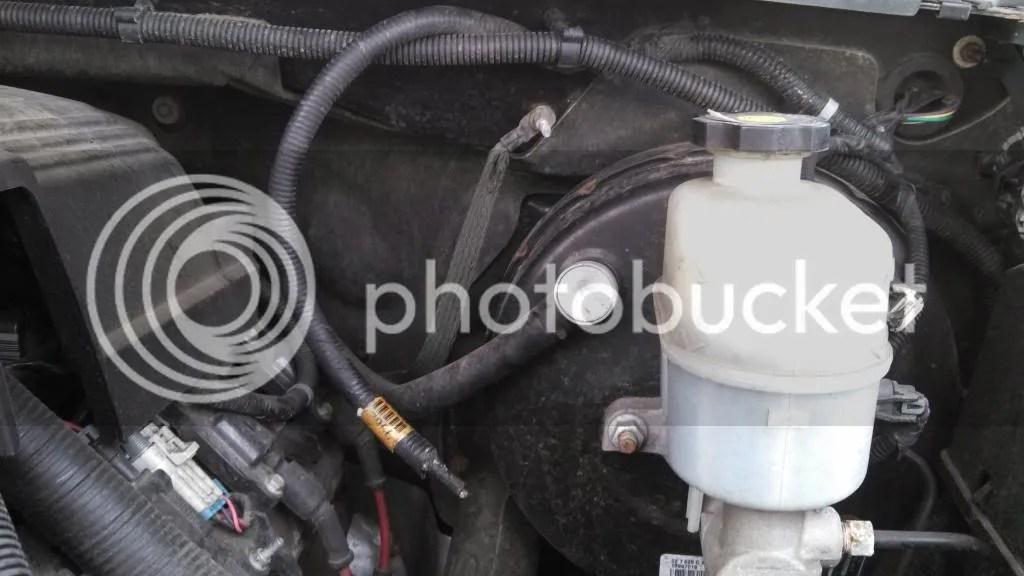 2000 Chevy Silverado Fuse Identification