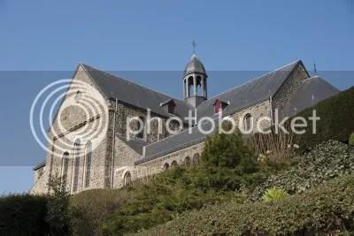De Sint Mauritiuskerk in Schin Op Geul