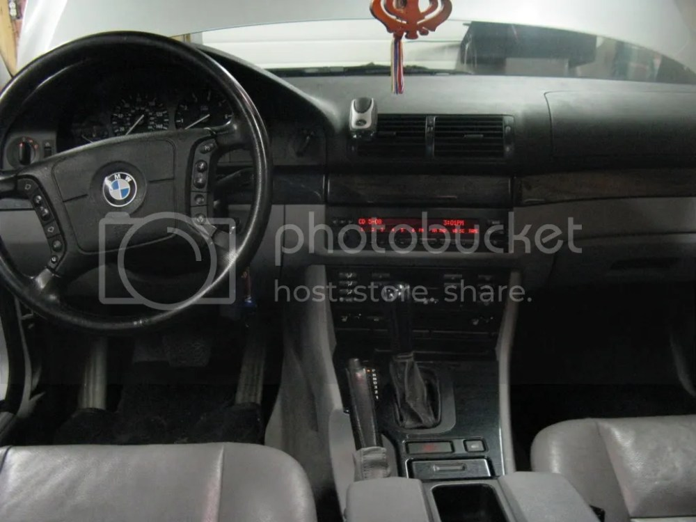 medium resolution of i have a 98 528i sports and this is my interior