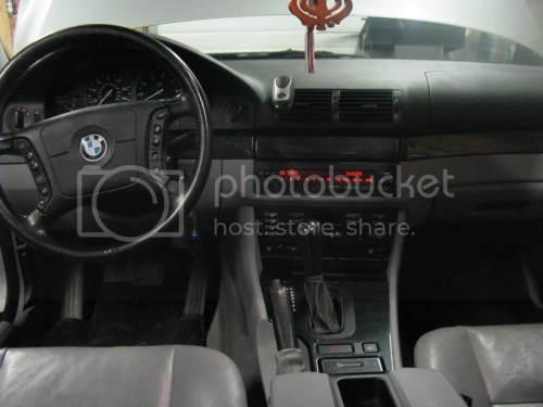 small resolution of i have a 98 528i sports and this is my interior