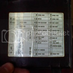 1997 Honda Fuse Box Diagram E46 Wiring Radio 93 Del Sol Ecu Get Free Image About