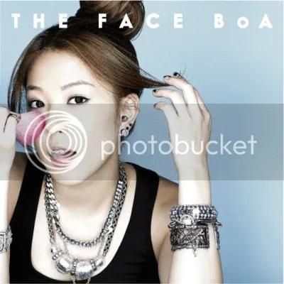 BoA - THE FACE