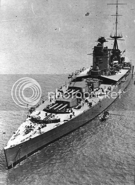 HMS Rodney - Naval History Forums