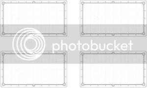 printable pool table layout  AzBilliards