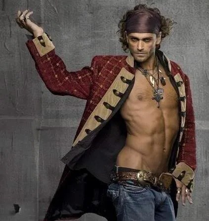 Image result for sexy male pirate