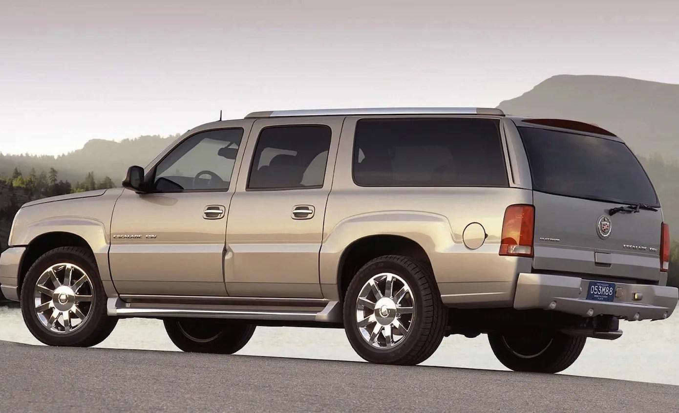 2005 Cadillac Escalade Fuse Diagram