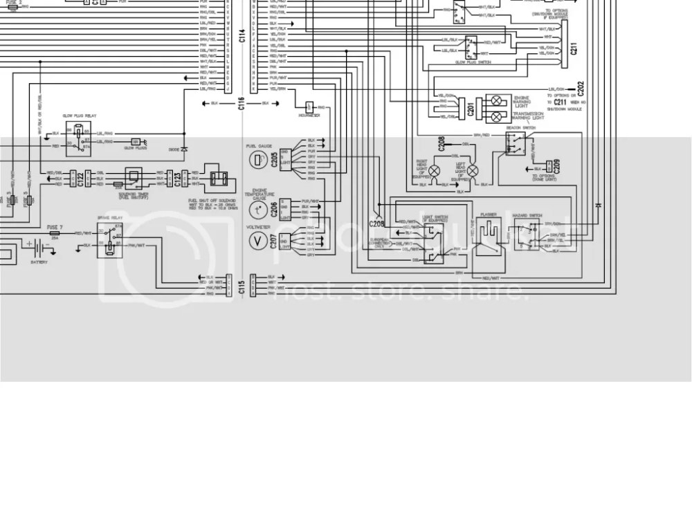 medium resolution of the skidsteer forum u003e forum2004 bobcat 763 wiring diagram 4