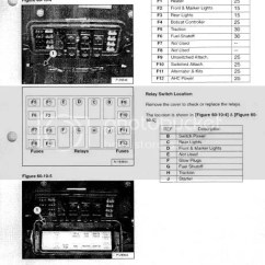 Bobcat 863 Parts Diagram Motor Control Center Wiring 773 Fuse Box | Get Free Image About