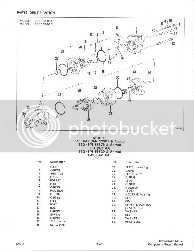 Bobcat 863 Parts Diagram - Function Wiring Diagram
