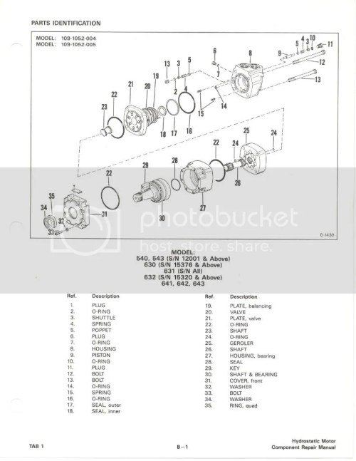 small resolution of bobcat 753 hydraulic line diagram