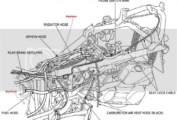 Gy6 150cc Scooter Vacuum Diagram. Parts. Wiring Diagram Images